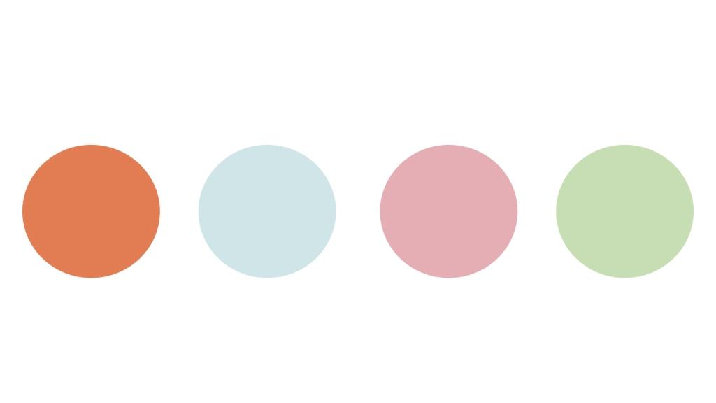Paleta de color.